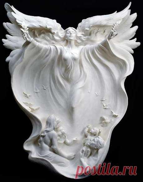 Ho Gejlord-японский скульптор.