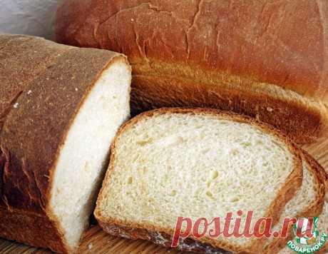 Американский хлеб для сэндвичей – кулинарный рецепт