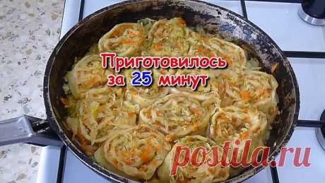 Невероятно вкусный и простой рецепт со времён СССР! Забирайте в заметки.