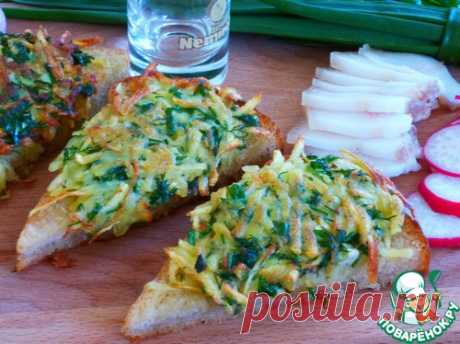 Sandwiches country - the culinary recipe