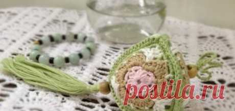 Вязание крючком. Мелочи и поделки - Handmade-Paradise