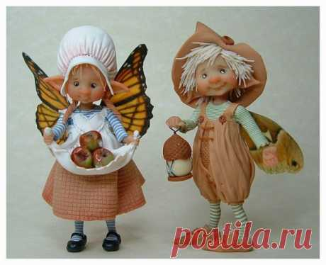 Своими руками / куклы / Pinme.ru