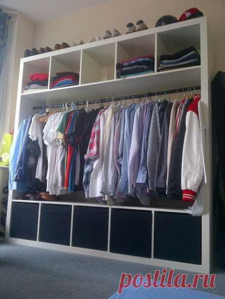 Почти гардеробная