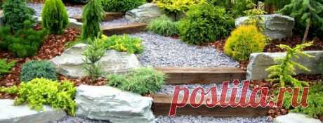 Садовые дорожки: классификация видов дорожек для обустройства в саду