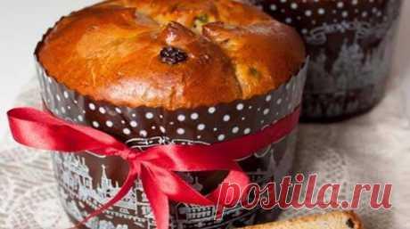 20 секретов вкусных куличей – Вкусные рецепты для всей семьи