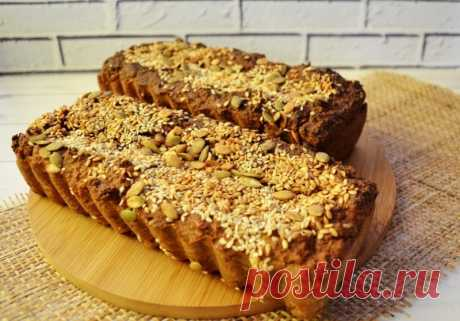 Бездрожжевой хлеб — Sloosh – кулинарные рецепты