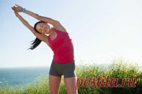 Ideal body: 10 main exercises