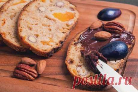 Абрикосово-миндальный кекс — Sloosh – кулинарные рецепты
