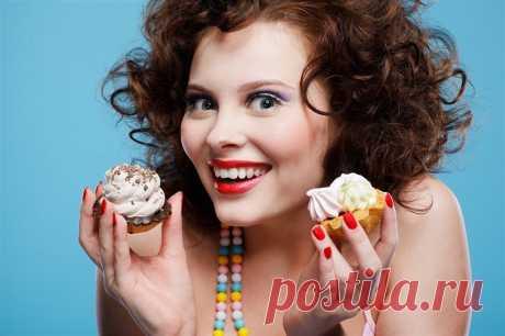 Как избавиться от тяги к сладкому.   swaco.ru