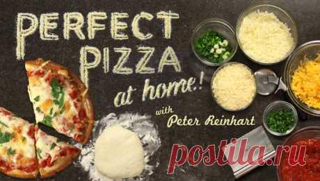 Тесто для пиццы Райнхарта Оказывается сегодня всемирный день пиццы . Давно собиралась переписать к себе рецепты пиццы из этого курса Питера Райнхарта. Сегодня как раз к месту. Классическая Неополитана 638 гр муки 14 гр соли (или 10 гр кошерной соли или 7.5 столовой соли) 5 гр дрожжей инстант 397 гр воды комнатной…