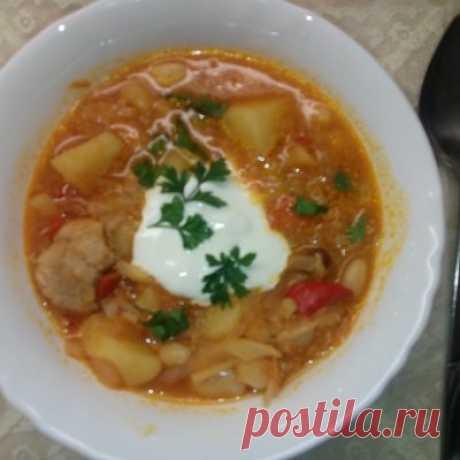 Блюда из фасоли - рецепты с фото - PhotoRecept.ru - Страница 2 из 2
