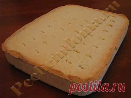 Румынский творожный пирог   Pechemdoma.com