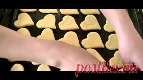#Печенье на сметане и масле