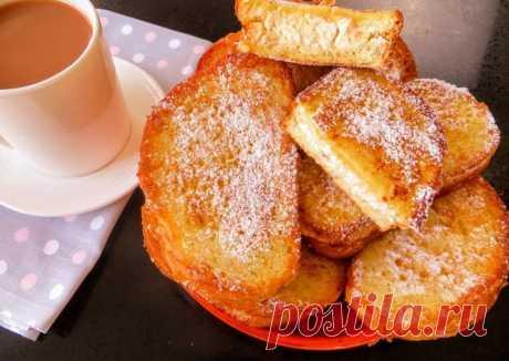 (15) Такой завтрак будете повторять всю неделю! Батон, яйца и творог завтрак райское блаженство! - пошаговый рецепт с фото. Автор рецепта Другая Кухня-Валерия 🏃♂️ ✈️ . - Cookpad