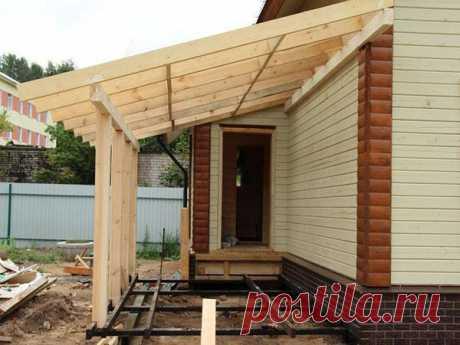 Перестройка деревянного старого дома | Мой домик | Яндекс Дзен