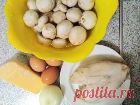 Вкусный и сытный салат «Искушение» - Кулинарный блог