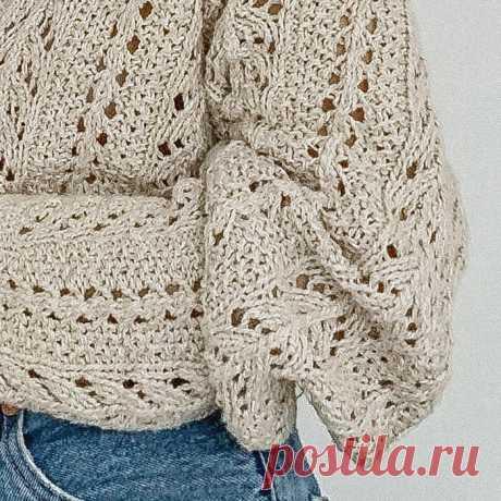 Схема вязания кардигана из льна, о которой вы спрашивали | Вязунчик — вяжем вместе | Яндекс Дзен