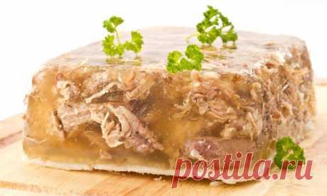 Свиной холодец – Рецепты холодца. Как приготовить свиной холодец