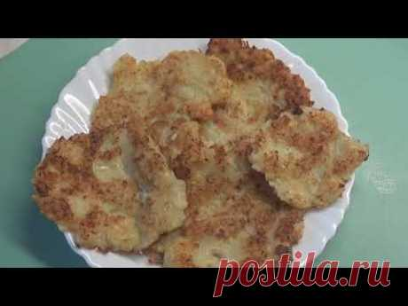 Вкуснейшие драники из картошки и кабачков