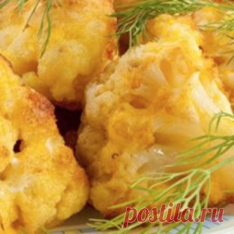 С этим рецептом ты станешь королевой кухни: запеченная капуста с панировочными сухарями