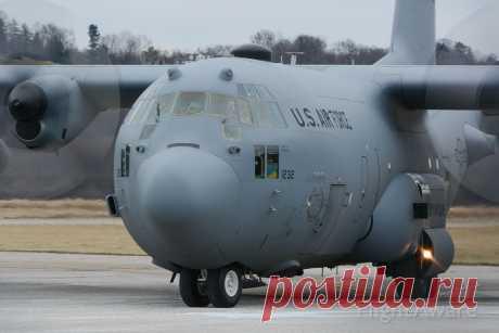 Фото Lockheed C-130 Hercules (91-1232) - FlightAware