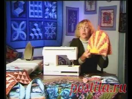 """La costura de pedazos. Cosemos la bolsa de agua caliente \""""solar\"""" a la tetera. El maestro la clase"""