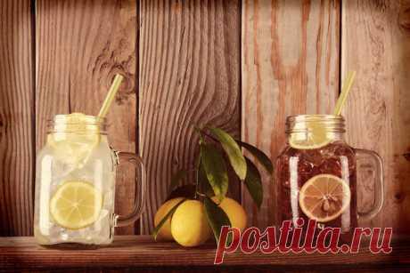 Напиток лета: необычные рецепты натуральных лимонадов