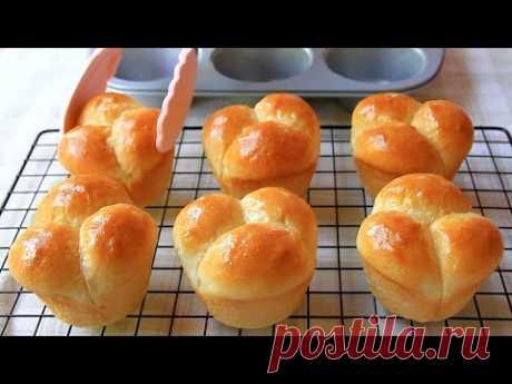 Супер мягкий масляный хлеб, который Вы ДОЛЖНЫ попробовать!