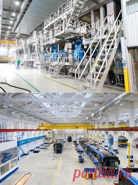 Обзор: в апреле 2021 года в России открылось 26 новых производств. Общий объем объявленных инвестиций в 20 из них около 64,79 млрд рублей. У 6 производств объем инвестиций не сообщается