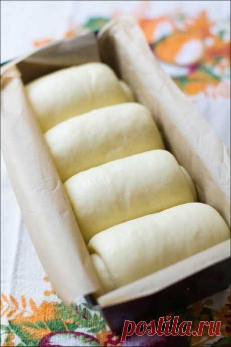 МОЛОЧНЫЙ ХЛЕБ (Hokkaido Milk Loaf) - Рукодельный беспредел