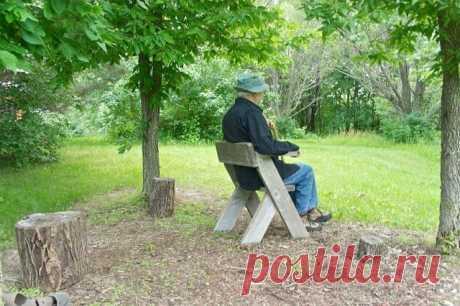 #МебельДляДачи    Садовое кресло