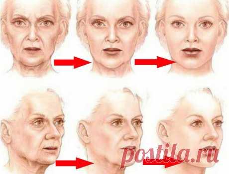 Как «поставить на место» лицо: Простое упражнение для противодействия возрастным изменениям | Golbis