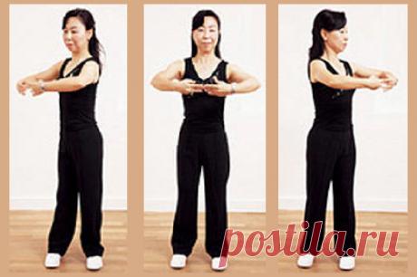 """Японская гимнастика живота - """"Petankoo"""": Тонкая талия и крепкий мышечный корсет за пять минут в день. Взяла у натулька лазарева, Лариса_Коваль"""