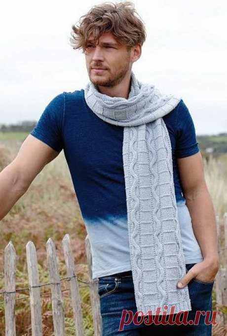 Мужской шарф «Dover»