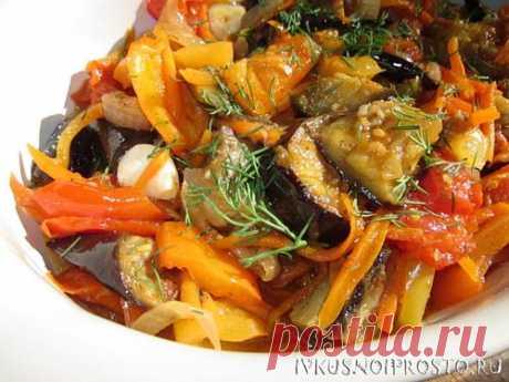 Блюда из овощей | И вкусно и просто - Part 5