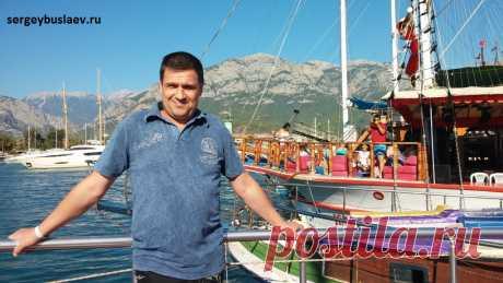Мой отзыв об отпуске в Турции. На этот раз, город Кемер.