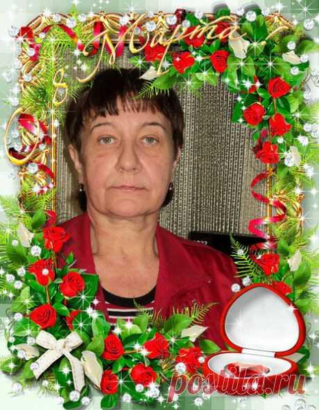 Марина Киликеева