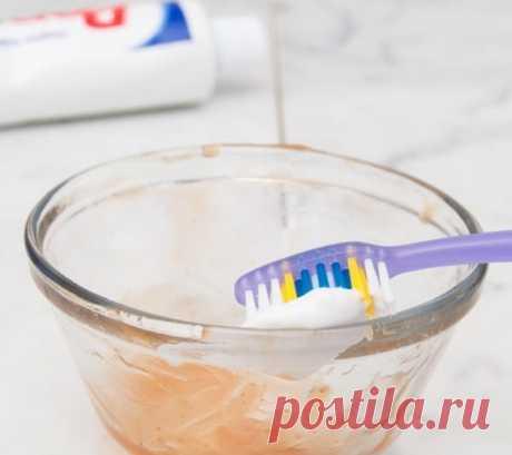 10 ситуаций, в которых ни за что не подведет… зубная паста!