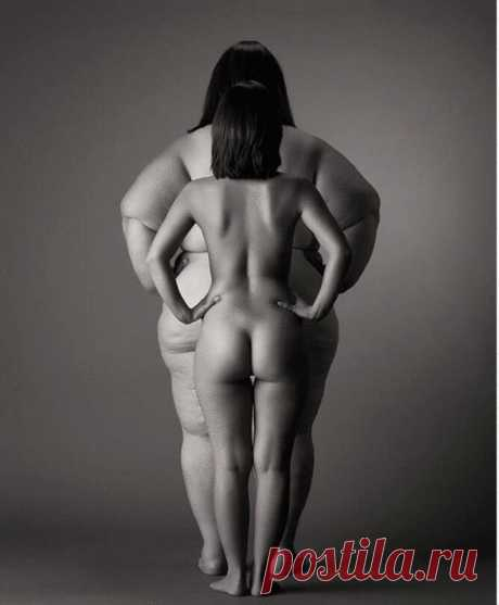 Эмоции стройности: ДРУГИЕ методы похудения