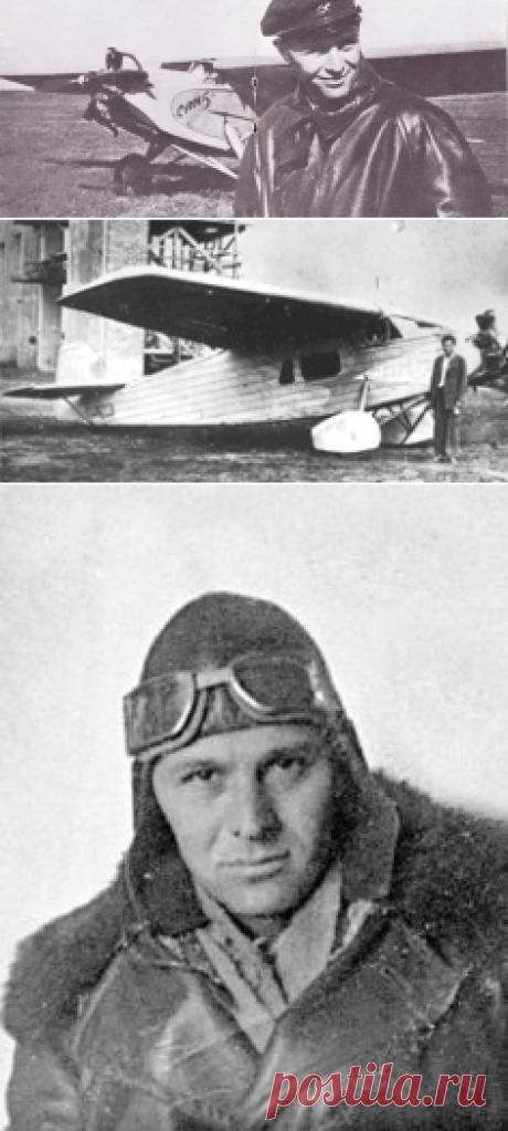 Москалев Александр Сергеевич - авиаконструктор и инженер
