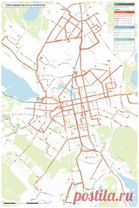 В мэрии решили, какие маршруты автобусов, трамваев и троллейбусов закроют в этом году