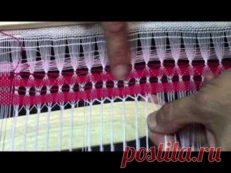 Мастер класс по ажурному ткачеству Ижевские зарисовки