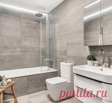 5 альтернатив плитке в ванной комнате Очень многие домовладельцы уверены, что замены плитке в ванной комнате просто нет. Расскажемоб альтернативных вариантах.