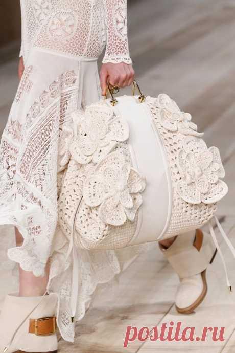 Фаворит люксовых сумок 2020- ручная работа | СТИЛЬ МОДА ТРЕНДЫ | Яндекс Дзен
