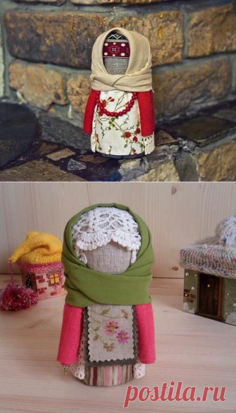 Кукла-оберег «Крупеничка». Мастер-класс - Разнообразные игрушки ручной работы