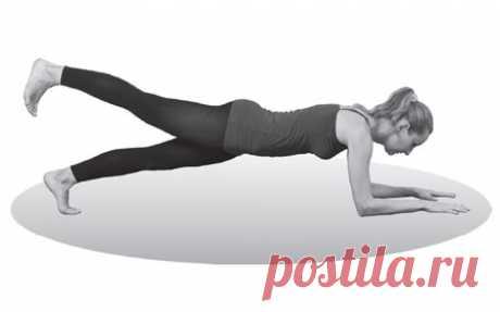 Лучшие упражнения для мышц спины! — Всегда в форме!
