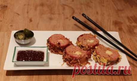 Из трех ингредиентов можно приготовить вкусное, праздничное блюдо