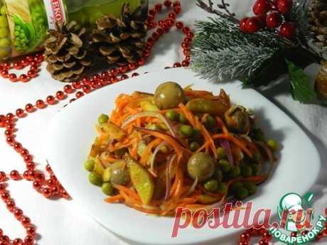 """Салат """"Ассорти"""" – кулинарный рецепт"""