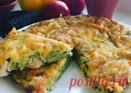ПП Запеканка из кабачка с куриным филе - пошаговый рецепт с фото. Автор рецепта Вики . - Cookpad