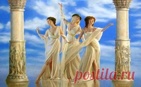 Тест: Какая ты из греческих богинь? — Бабушкины секреты